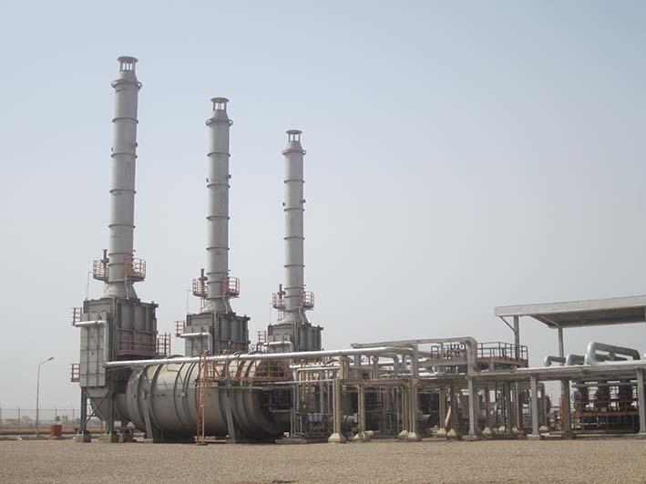 伊朗北阿CPF